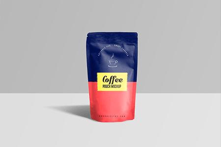 咖啡袋样机