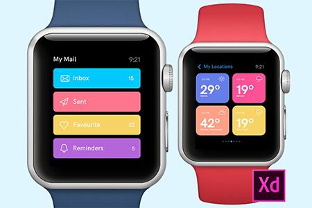Apple Watch概念设计
