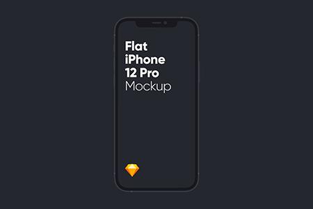 iPhone 12 Pro 样机