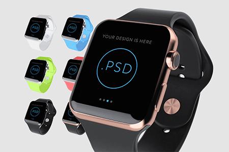 Apple Watch样机