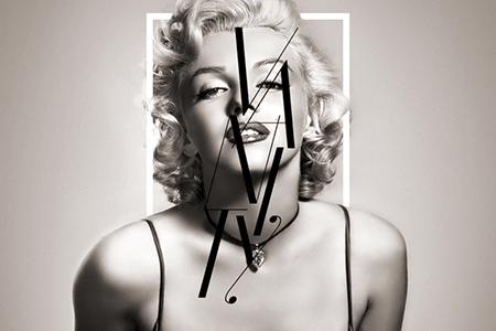 Vanity免费现代设计字体