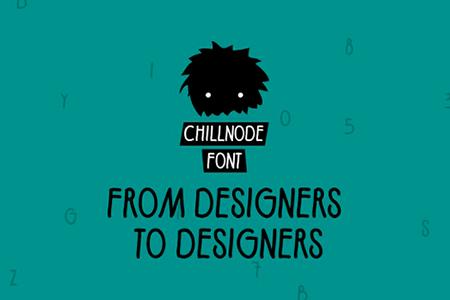 Chillnode – 免费手写字体